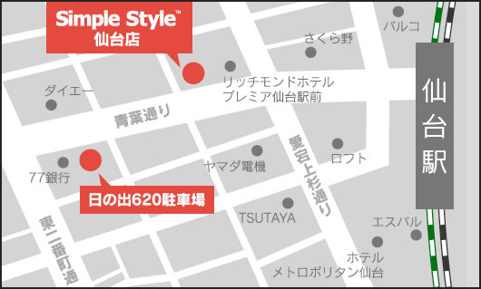 SimpleStyle仙台店